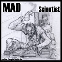 Mad scientist. by terryrism