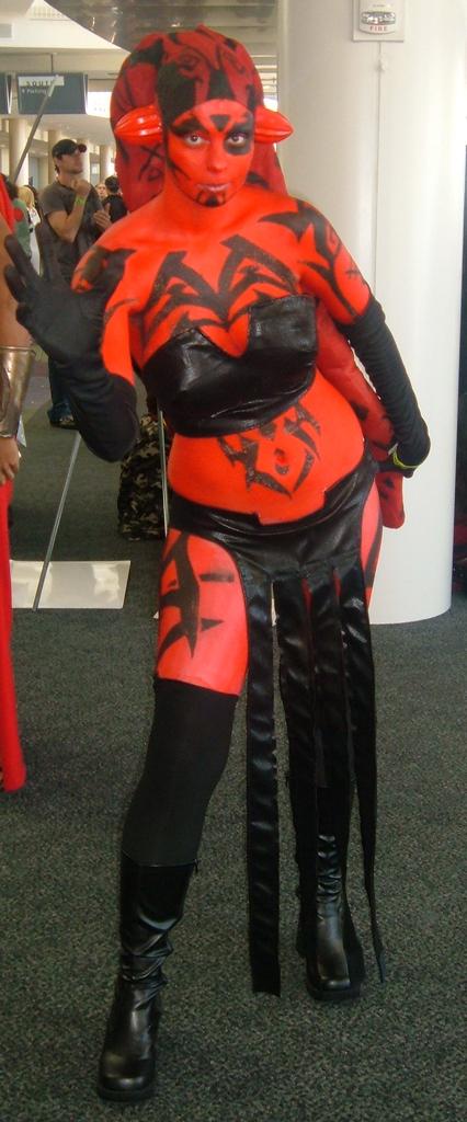 Darth Talon cosplay by HoodedWoman on DeviantArt
