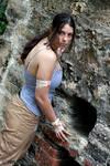 Lara Croft 2011 by HoodedWoman