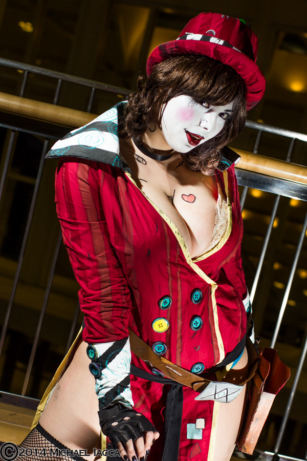 Mad Moxxi cosplay Costume - Borderlands by HoodedWoman ... & Mad Moxxi cosplay Costume - Borderlands by HoodedWoman on DeviantArt