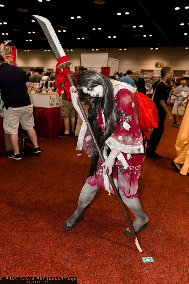 Hisako (Killer Instinct) 2 by HoodedWoman