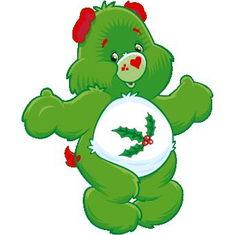 Christmas Bear by GuyomePrime