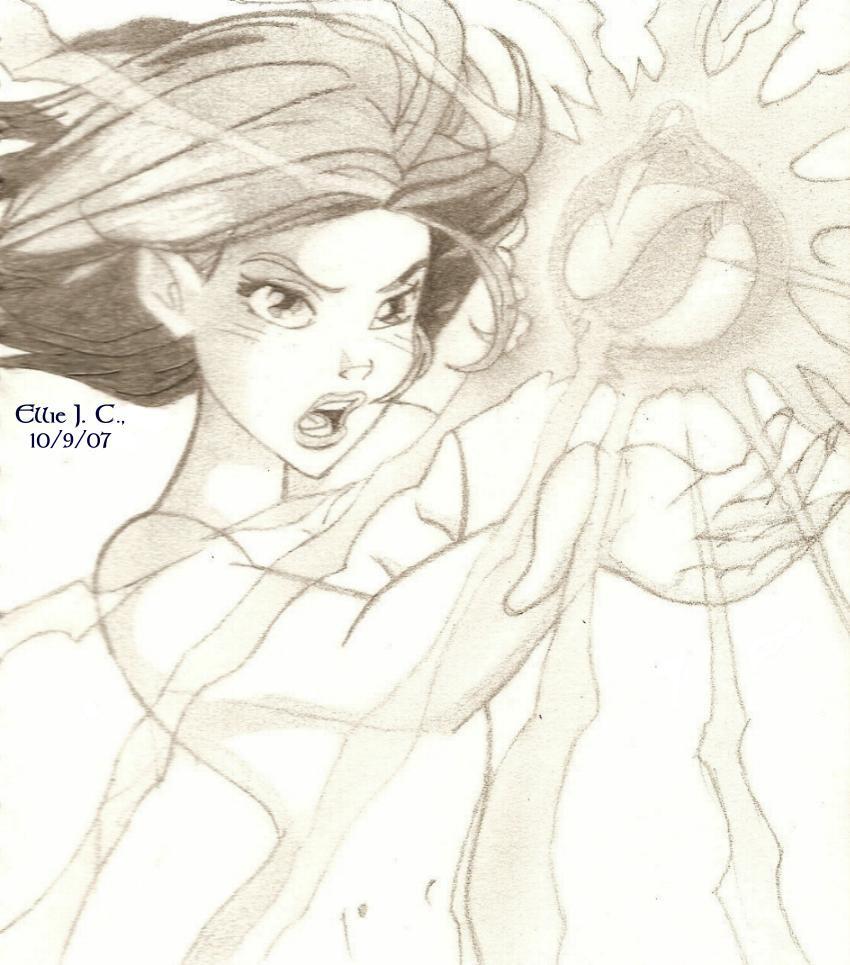 The Heart's Fury by Sokai-Sama