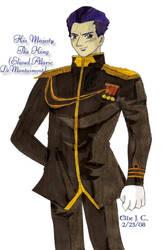 The King of Marsily by Sokai-Sama