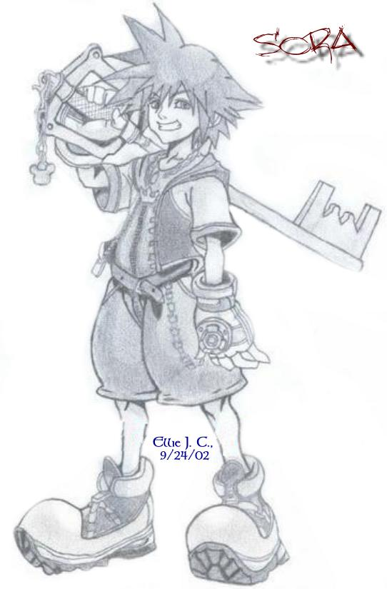Sora by Sokai-Sama
