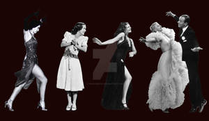 Fred Astaire's Leading Ladies