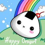 onigiri is here
