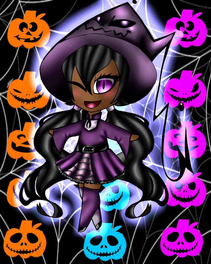 Let's get spooky by SweetSinster
