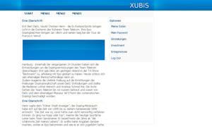 XUBIS Webdesign