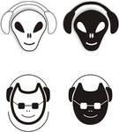 Webradio-Logos