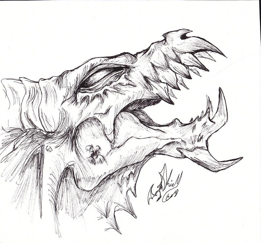 Evil Dragon by Somnium...