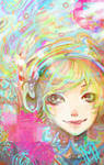 Colorful Rhapsody Oekaki by oOAngeliceOo