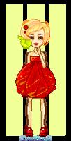 La reine des pommes by oOAngeliceOo
