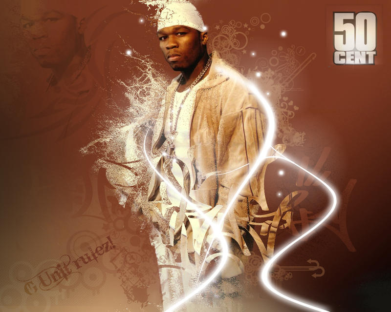 50 cent wallpaper. 50 Cent Wallpaper by ~DawoX on