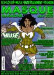 Masque Magazine July 2017 by Xailenrath-Universe
