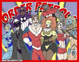Order Patrol by Xailenrath-Universe