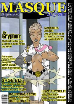 Masque Magazine August 2007