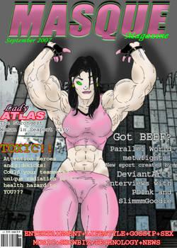 Masque Magazine September 2007