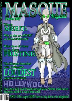 Masque Magazine October 2007