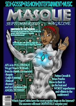 Masque Magazine September 2010