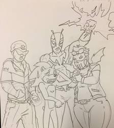 Sonic Beatdown