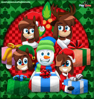 [PZ] Gift Delivery by PlayZoneComics