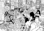 SHAOLIN GRANDMASTER KILLER #1 splash page