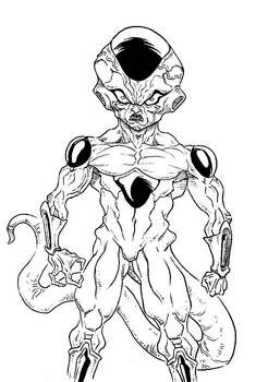 DRAGON BALL RE: FRIEZA