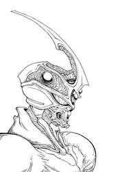 Bio Booster Armor GUYVER