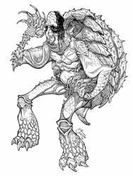 Kappa creature