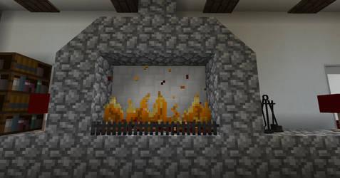 Sculpted Fire!