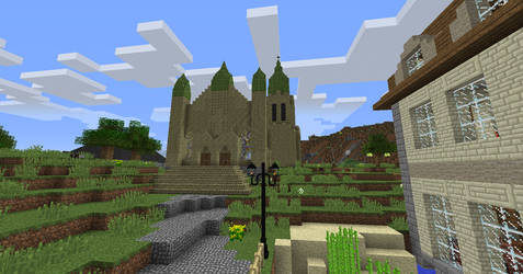 FTBHermitPack Church