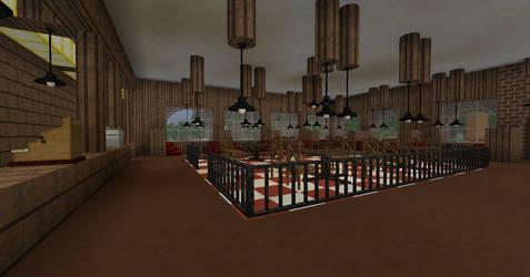 Pizzeria interior 4