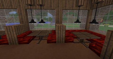 Pizzeria Interior 3