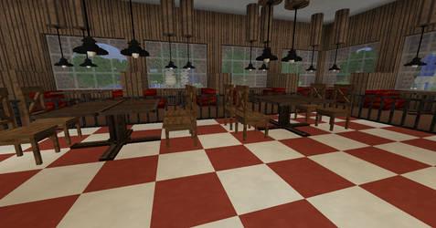 Pizzeria Interior 2
