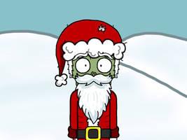 Santas Scallywag by Picklecakes