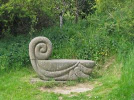 Stone Chair by ttwm-stock