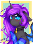 YCH Pony_Portrait_Commission