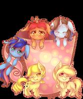 YCH Chibi pony by ShimayaEiko