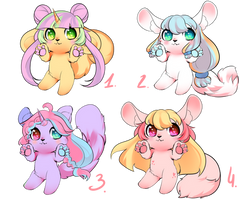 Cheap Adoptable [Auction CLOSED] by ShimayaEiko