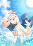 Paimon-chan kawaii [Fan Art]