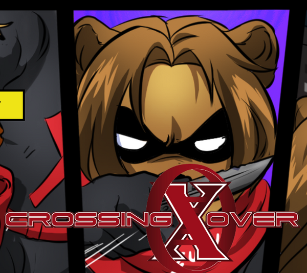 Crossing-Over #169 by co-comic