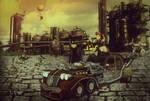 Steampunk-love-story