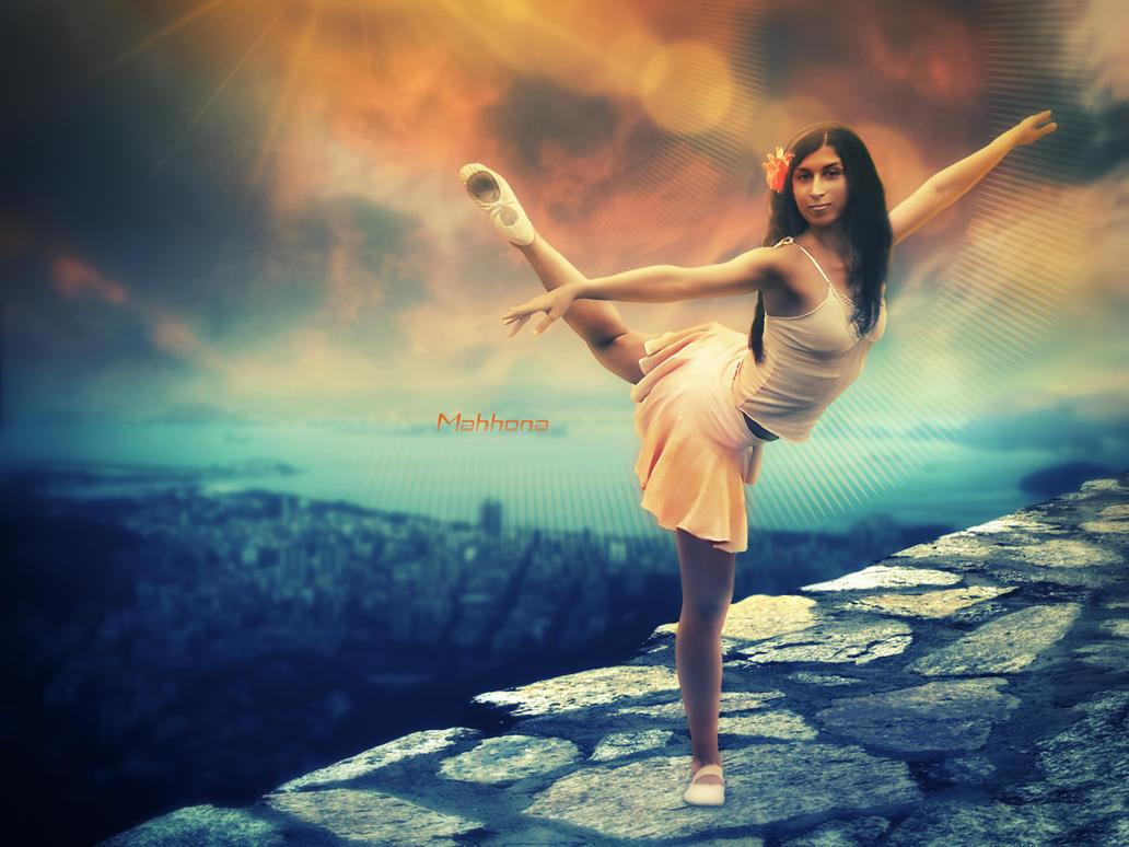 Dance your life by Mahhona