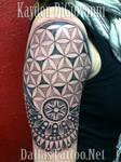 Dallas Tattoo Artist Kayden DiGiovanni Geometric