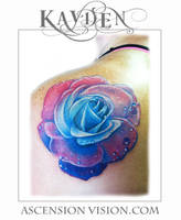 Rose Tattoo by kayden7