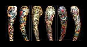 Denver Tattoo Artist Kayden Digiovanni Best Top Co