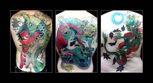 Denver Tattoo Artist Kayden Digiovanni Best Top Ba