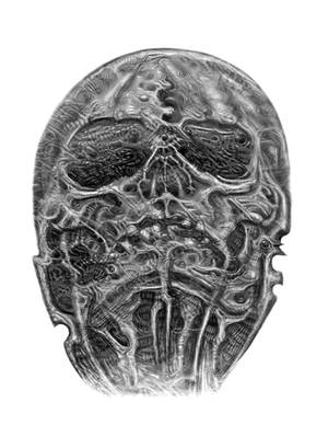 2008 Drawing Updated SKULL 2