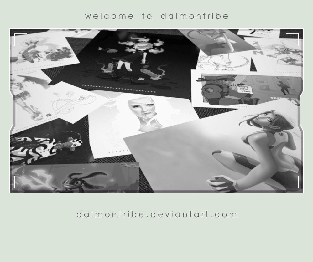 daimontribe's Profile Picture